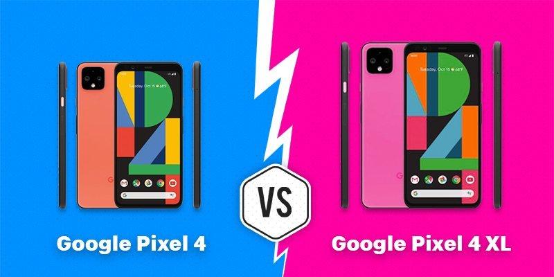 pixel 4 vs pixel 4 xl