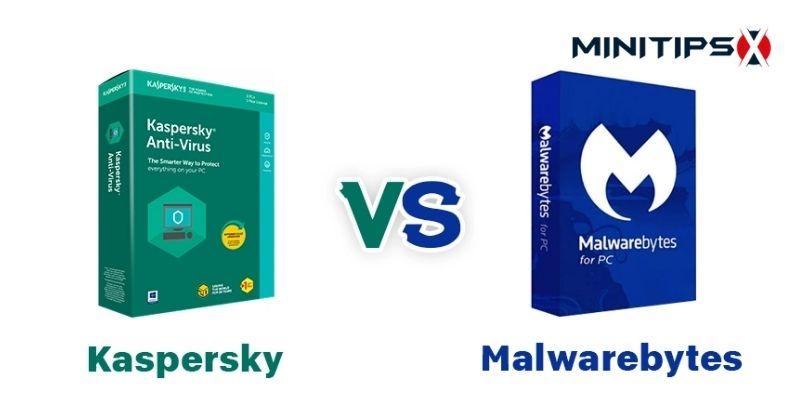 Kaspersky Vs Malwarebytes