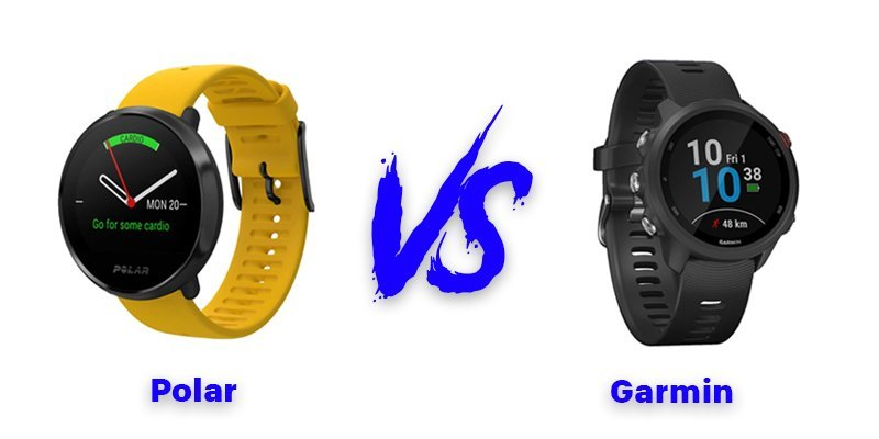 polar vs garmin