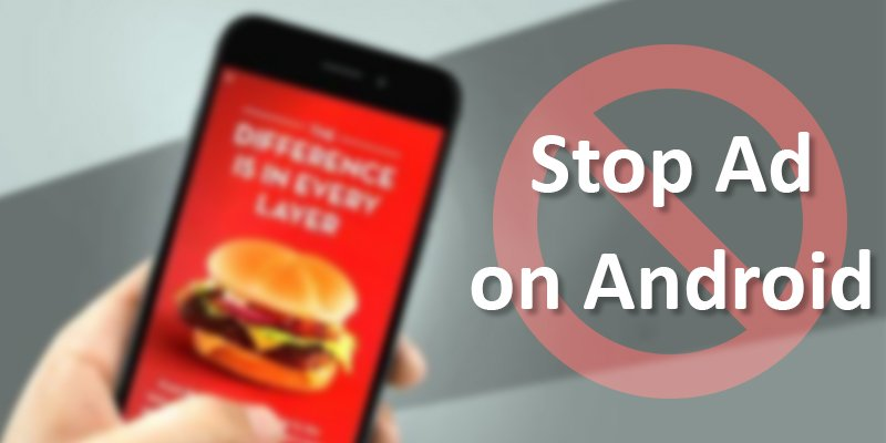 Stop Add on Android
