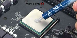 How to Apply Thermal Paste MacBook Pro